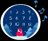 The Twelve Days of Christmas - Christmas Carol