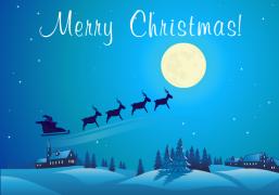 Merry Christmas! - Christmas Ecard