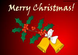 Wishing You A Merry Christmas! - Christmas Ecard