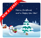 New Christmas E-CARD!!!