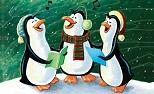 The carol singers