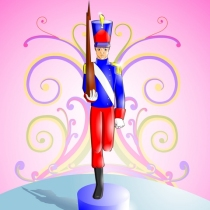 One-legged Tin Soldier