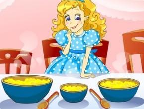 The Story of Goldilocks And The Three Bears